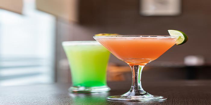 Cocktails, Tom Bar & Grill, Shatin, Hong Kong