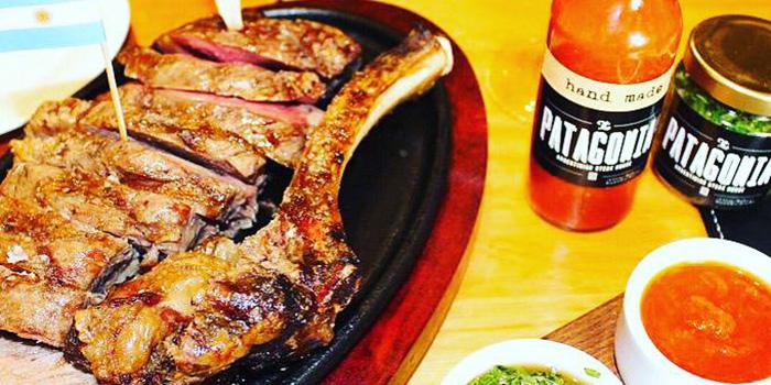 Tomahawk, The Patagonia Argentinian Steak House, Sheung Wan, Hong Kong