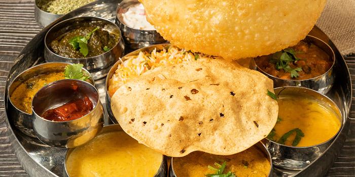 活蘭印度素食