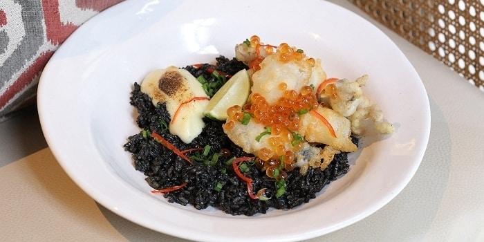 Dish 4 at KILO Kitchen