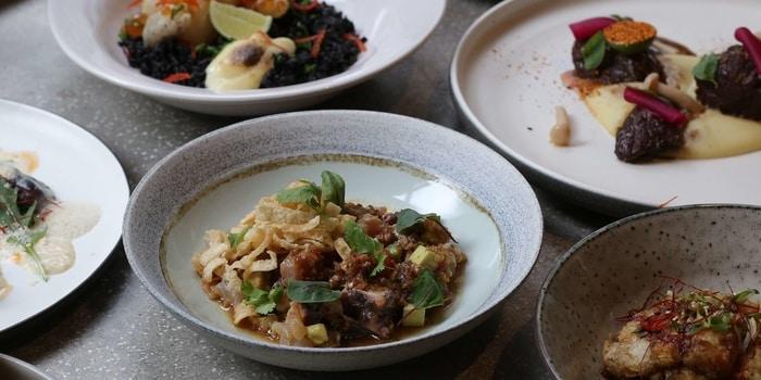 Dish 5 at KILO Kitchen