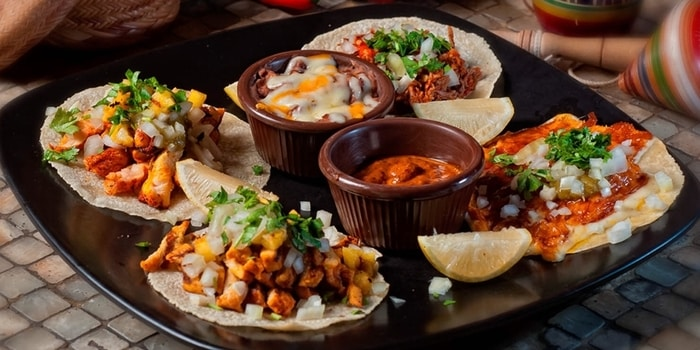 Dish 1 at Casa Mexico Senayan