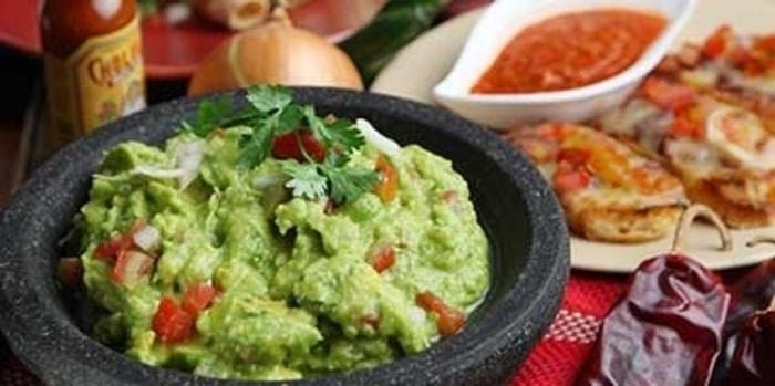 Dish 5 at Casa Mexico Senayan