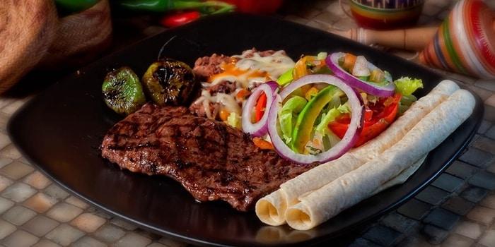 Dish 4 at Casa Mexico Senayan