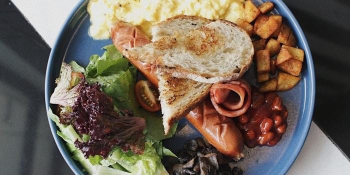 Dish 4 at Stribe Kitchen & Coffee