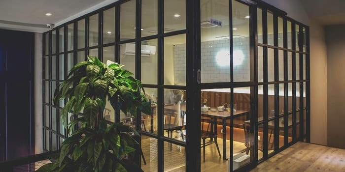 Ambience 2 at Stribe Kitchen & Coffee