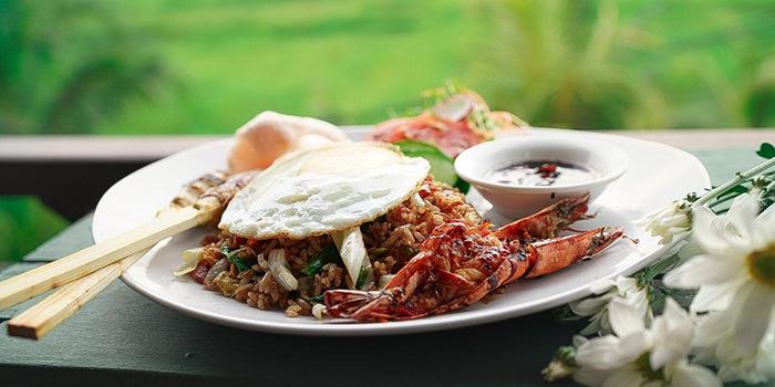 Food from Ashoka Restaurant & Bar, Ubud, Bali