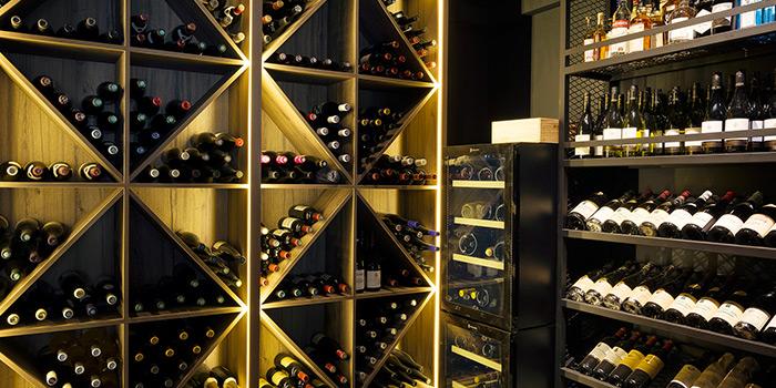 Wine of Gaston in Keong Saik. Singapore