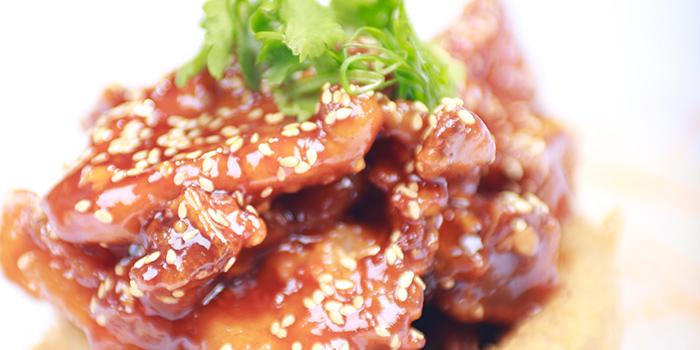 Yam Ring Pork ribs from Gu Ma Jia in Tai Seng, Singapore