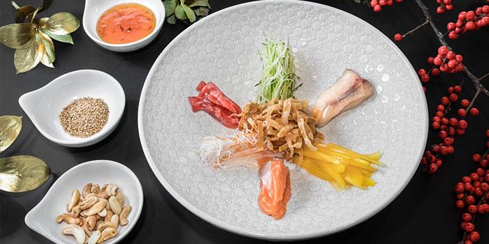 Yu Sheng Lo Hei, CÉ LA VI Restaurant Hong Kong, Lan Kwai Fong, Hong Kong