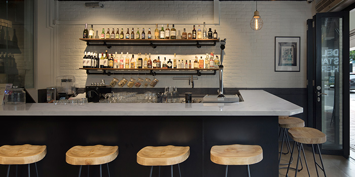 Bar Counter from Pince & Pints Restaurant and Bar (Katong) in East Coast, Singapore