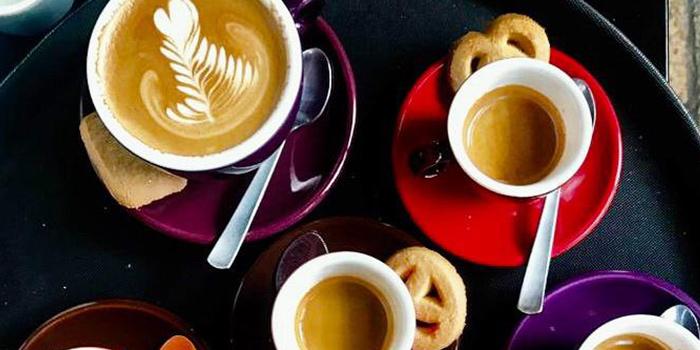 Coffee from Sbaliatio Kitchen & Bar in Telok Ayer, Singapore