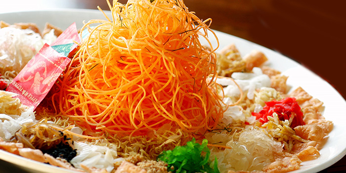 Fai Cai YuSheng (28 Jan to 20 Feb) from Food Capital at Grand Copthorne Waterfront Hotel in Robertson Quay, Singapore