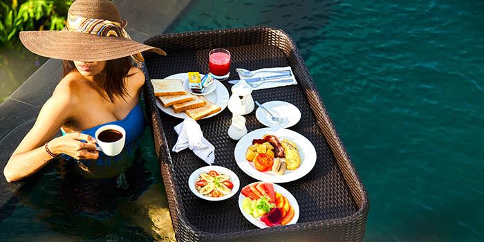 Food from Jala Restaurant, Lembongan, Bali