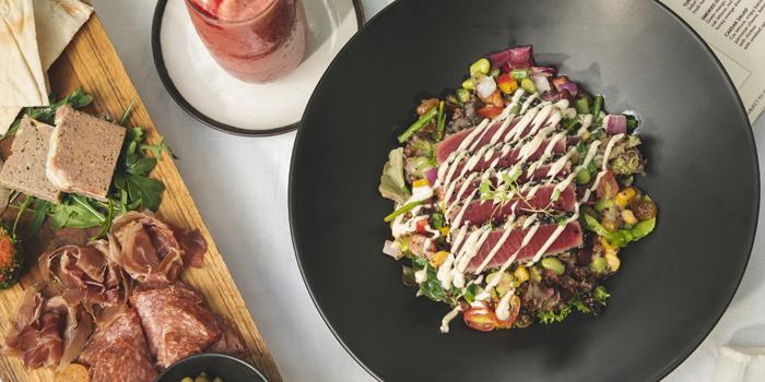 Grilled Tuna Salad from Bangkok Trading Post @ Market Place Nanglinchee at Unit 101/201, Marketplace Nang Linchi Chong Nonsi Yan Nawa Bangkok
