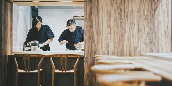 Chefs, Nomu, Tsim Sha Tsui, Hong Kong