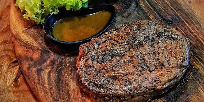 Ribeye Steak from The Glass Onion at Bencoolen in Bugis, Singapore