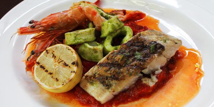 Seafoof Platter at Patio Venue & Dining, Jakarta