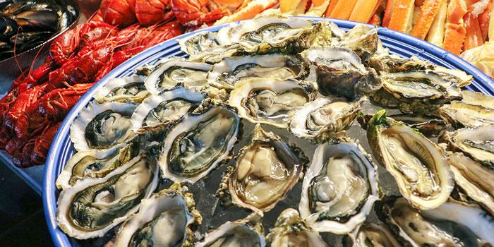 Seafood Corner, Prompt, Cyberport, Hong Kong