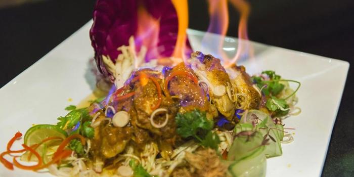 Signature Dish from Indulge Fusion Food & Cocktail Bar at Between Sukhumvit 21&23 Sukhumvit Road Klongtoey-Nuea, Wattana Bangkok