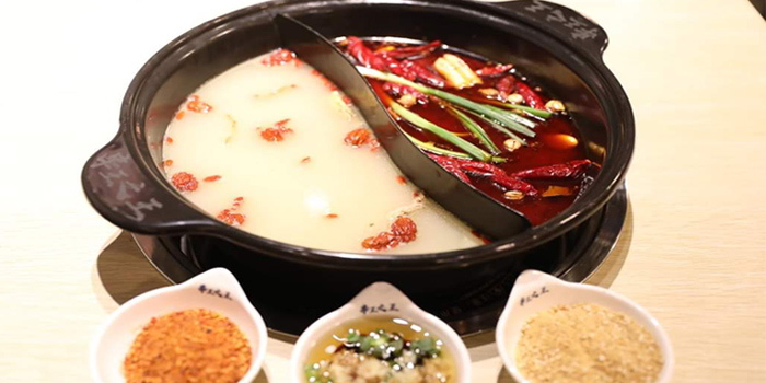 Soup Choice, King of Stick Hot Pot, Tsim Sha Tsui, Hong Kong