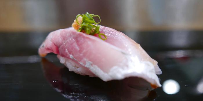 Tuna Belly Sushi from Sushi Cyu & Carnival Yakiniku at 303-304 87/2 Witthayu Road Lumphini, Pathumwan Bangkok