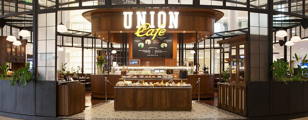 Union Café, Senayan City