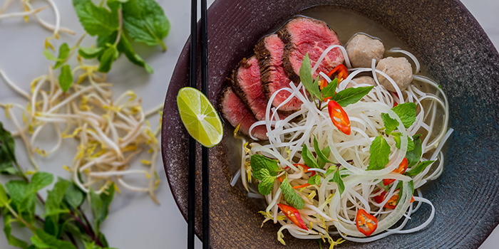 Vietnamese Pho from Verde Kitchen at Hilton Singapore in Orchard, Singapore