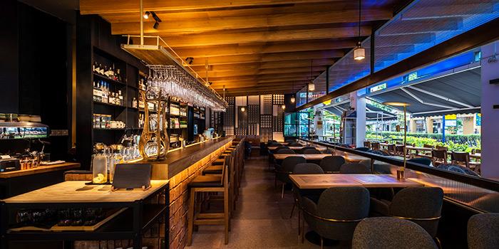 Venue of 51 Soho in Telok Ayer, Singapore