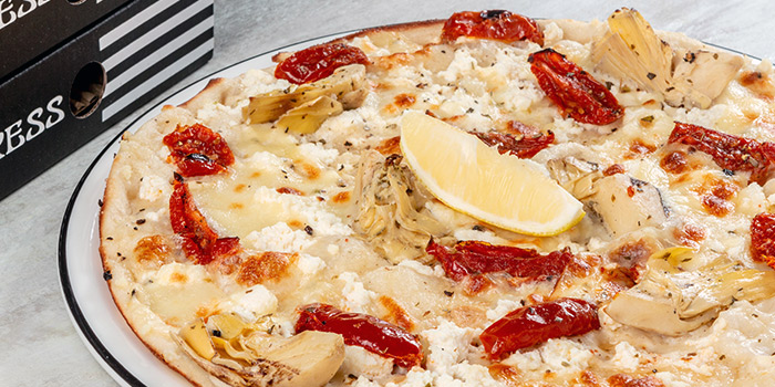 Artichoke and Ricotta from PizzaExpress (Duo) at Duo Galleria in Bugis, Singapore
