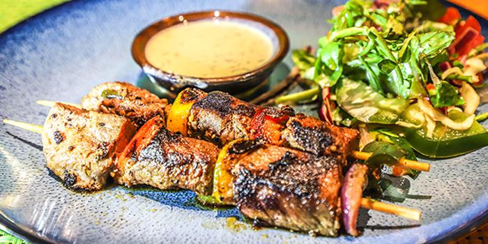 Beef Kebab, AZIZA, Kennedy Town, Hong Kong