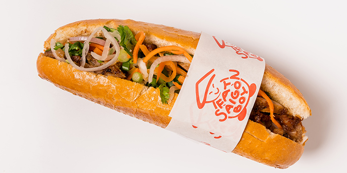 Bahn Mi Fat Pork from Fat Saigon Boy in Queenstown, Singapore