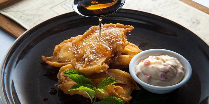 Banana Fritter from Maluku Restaurant, Ubud, Bali