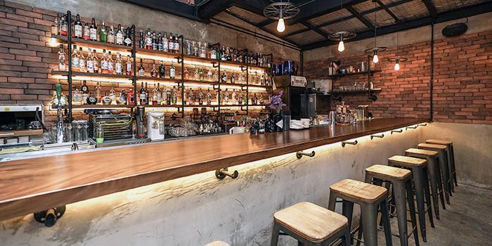 Bar Interior from Hopscotch in Telok Blangah, Singapore