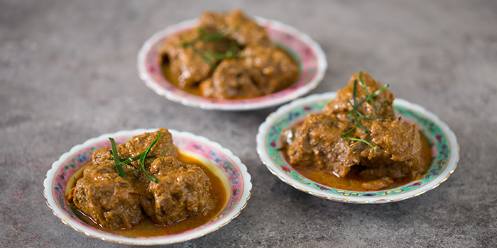 Beef Rendang from Katong Kitchen at Village Hotel Katong in East Coast, Singapore