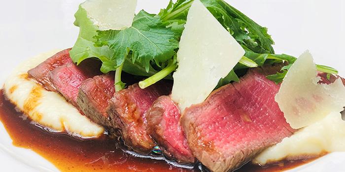 Beef Tagliata from ALBA 1836 Italian Restaurant in Duxton, Singapore