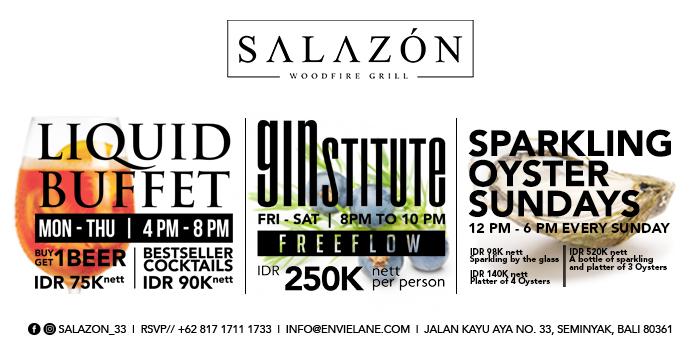Promo from Salazon, Bali