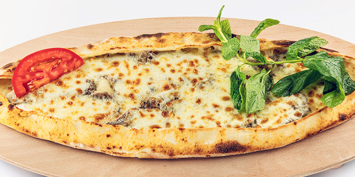 Cheese Pide from Istanblue Meze & Grill Turkish Restaurant in Bugis, Singapore
