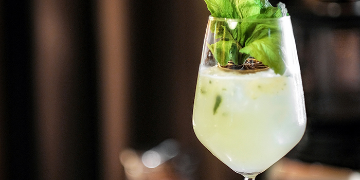 Cucumber Mint from The Obelisk in Tanjong Pagar, Singapore