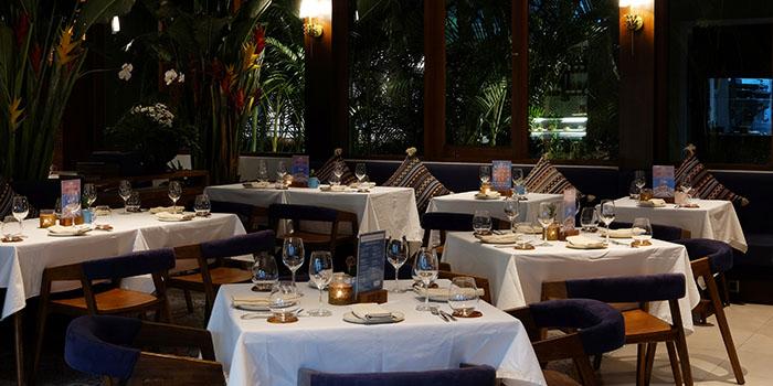 Interior from Folie Kitchen & Patisserie, Bali
