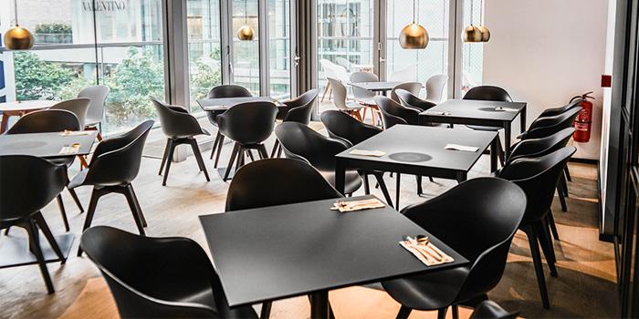 Dining Area, Next Door Cafe & Bar, Causeway Bay, Hong Kong