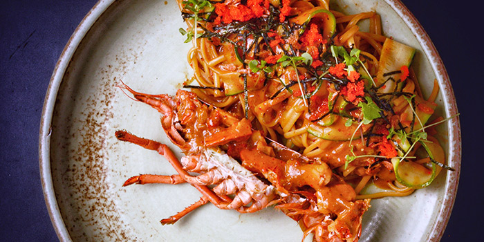 Double Prawn Linguine from Antoinette (Mandarin Gallery) in Orchard Road, Singapore