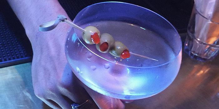 Drink 1 at M Bar