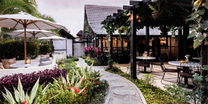 Exterior from Kembali Bumbak, Canggu, Bali