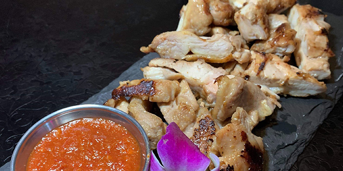 Grilled Hainanese Chicken from Epiphyte in Outram, Singapore