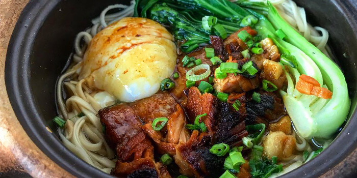 Lobak Noodles from House of Happiness in Bedok, Singapore