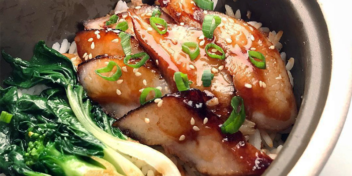 Pork Jowl from House of Happiness in Bedok, Singapore