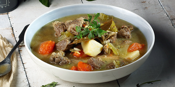 Irish Lamb Stew from Duckland at United Square Shopping Mall in Novena, Singapore