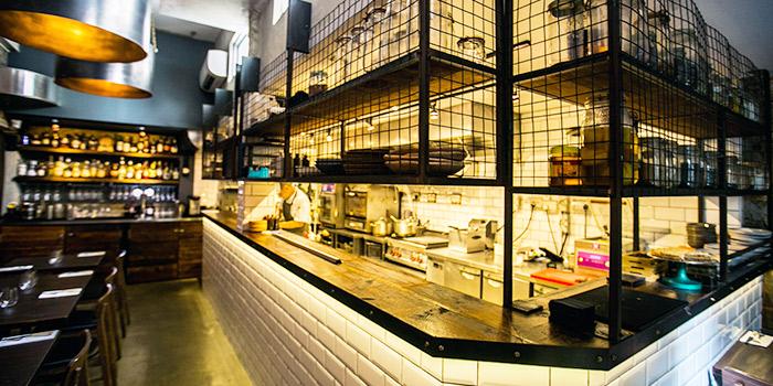 Kitchen Interior from Maggie Joan