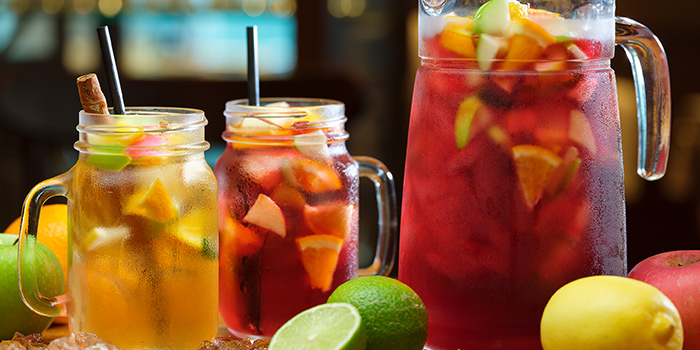 Sangria from La Taperia Wine & Tapas at Shaw Centre in Orchard, Singapore